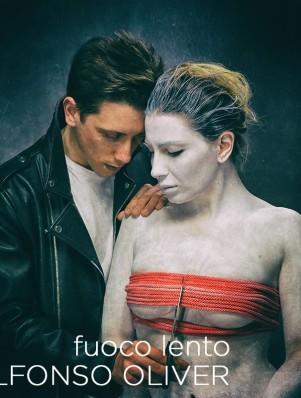 cover Alfonso Oliver - Fuoco lento