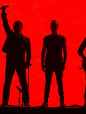 The Edge,Bono,Larry Mullen Jr.,Adam Clayton