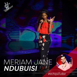 meriam jane the voice of romania