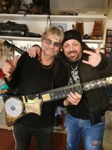 RIGGI e TONY ESPOSITO 2