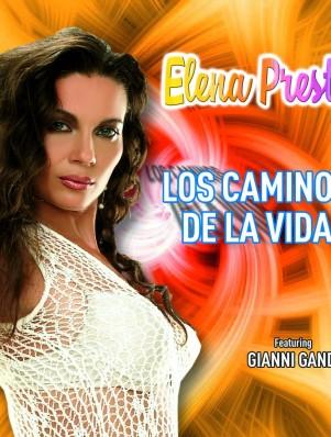 cover - Elena Presti
