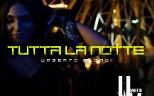 cover - Umberto Alongi - Tutta la notte