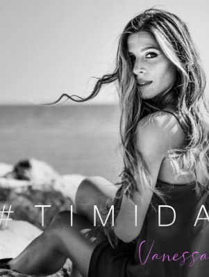 cover - Vanessa Terreo - #TIMIDA