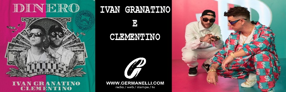 BANNER CLEMENTINO GRANATINO